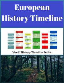 European Timelines
