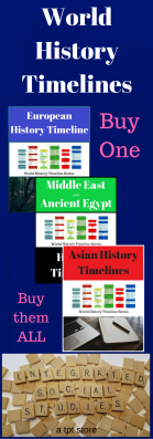 World HistoryTimelines