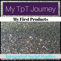 My TpT Journey My First Products