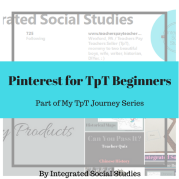 Pinterest for TpT Beginners