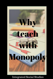 Why Teach with Monopoly