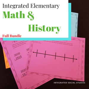 Math and History Bundle