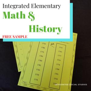 Math and History Free Sample