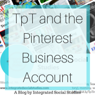 TpT and the Pinterest Business Account