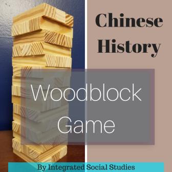 China Woodblock Game