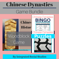 Chinese Dynasties Game Bundle