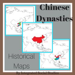Chinese Maps