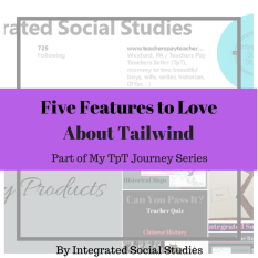 Five Features to Love About Tailwind