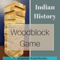 Indian History Woodblock Game