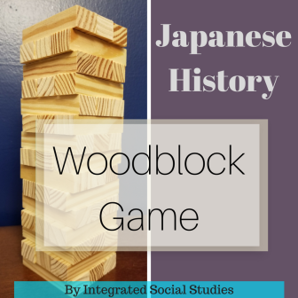 Japan Woodblock Game