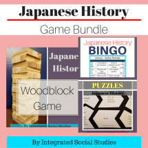 Japanese History Game Bundle