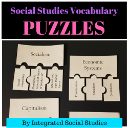 Social Studies Vocabulary