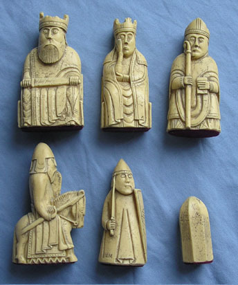 Lewis_Chessmen_Overview