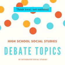 Debate Topics Cover
