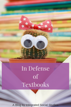 In Defenseof Textbooks