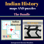Indian Maps and Puzzles