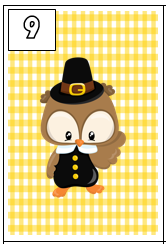 Thanksgiving Pilgrim