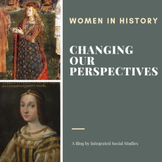 women in history cover