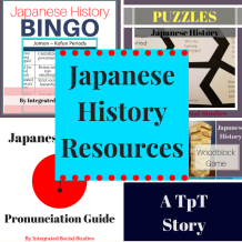 Japanese History Resources