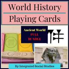 WHPC Ancient World FULL BUNDLE