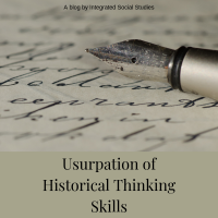 Usurpation of Historical