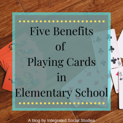 Benefits of Card Games Elementary