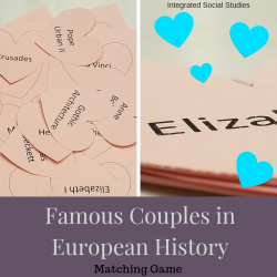 Famous Couples in European Cover