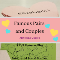 Famous Pairs and Couples