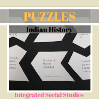 Indian Puzzles