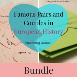 Pairs and Couples in European Bundle Cover
