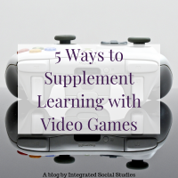 Ways to Supplement with Video Games