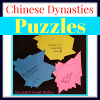 Chinese Puzzles 2019