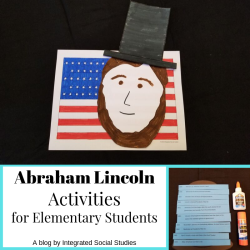 Abraham Lincoln Activities