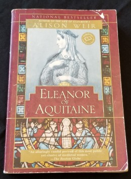 Cropped Eleanor of Aquitaine Cover