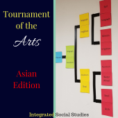 Tournament of the Arts Asian Edition