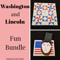 Washington Lincoln Fun Bundle