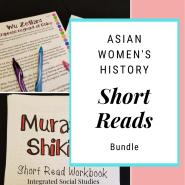 Asian Women SR Bundle