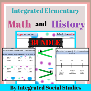 Math and History Bundle