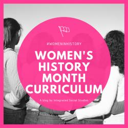 Women's History Month Curriculum