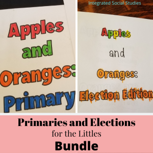 Primary Election Bundle